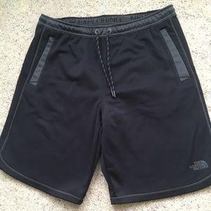Men's NorthFace shorts.